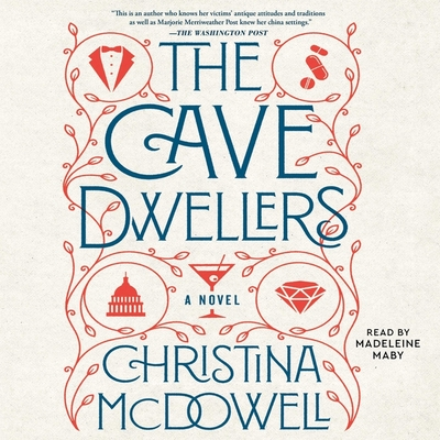Cover for The Cave Dwellers