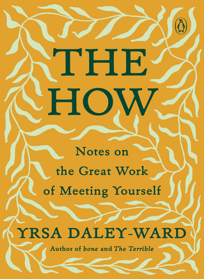 The How: Notes on the Great Work of Meeting Yourself Cover Image