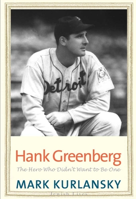 Hank Greenberg Cover