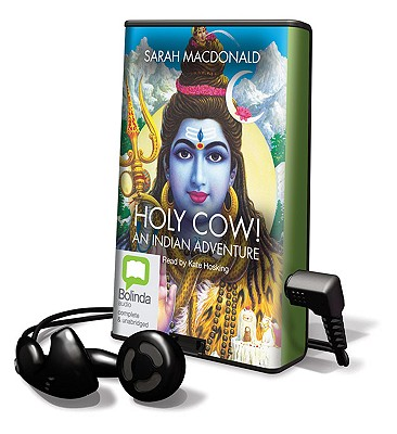 Holy Cow!: An Indian Adventure [With Earbuds] Cover Image