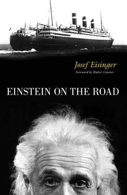 Einstein on the Road Cover
