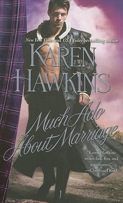 Much Ado About Marriage Cover Image
