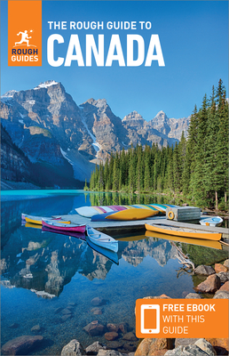 The Rough Guide to Canada (Travel Guide with Free Ebook) (Rough Guides) Cover Image
