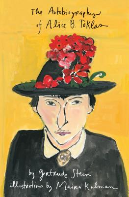 The Autobiography of Alice B. Toklas Illustrated Cover Image