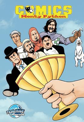 Comics: Monty Python Cover Image