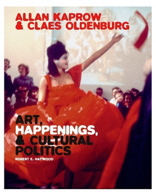 Cover for Allan Kaprow and Claes Oldenburg