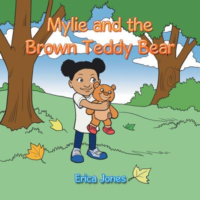 Mylie and the Brown Teddy Bear Cover Image