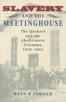 Slavery and the Meetinghouse Cover