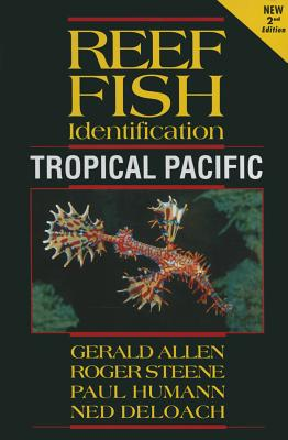 Reef Fish Identification: Tropical Pacific Cover Image