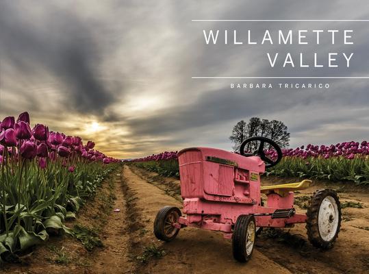 Willamette Valley, Oregon Cover Image