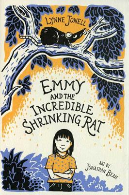 Emmy and the Incredible Shrinking Rat Cover