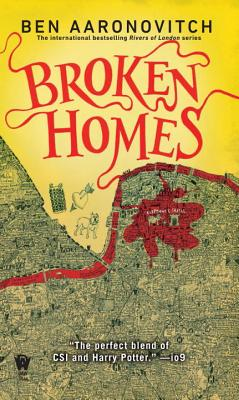 Broken Homes (Rivers of London #4) Cover Image