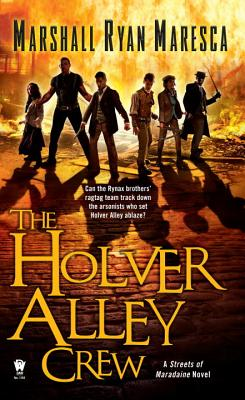 The Holver Alley Crew Cover Image