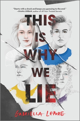 This Is Why We Lie Cover Image
