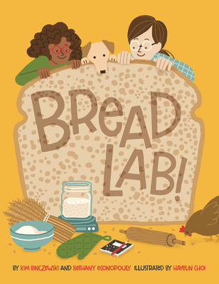 Bread Lab! Cover Image