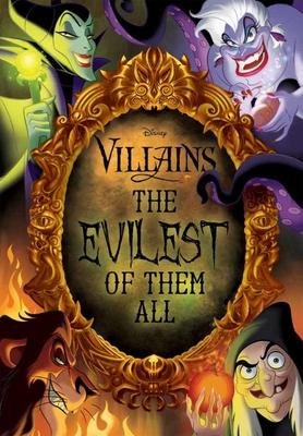 Cover for Disney Villains