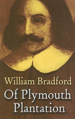 Of Plymouth Plantation (Dover Books on Americana) Cover Image