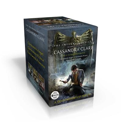The Infernal Devices, the Complete Collection: Clockwork Angel; Clockwork Prince; Clockwork Princess Cover Image