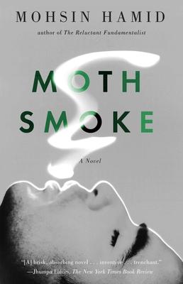 Cover for Moth Smoke