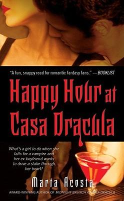 Happy Hour at Casa Dracula Cover