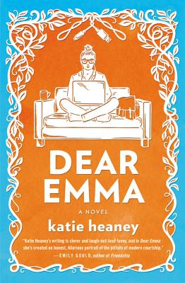 Cover for Dear Emma
