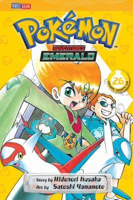 Pokémon Adventures (Emerald), Vol. 26 Cover Image