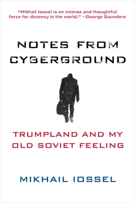Cover for Notes from Cyberground