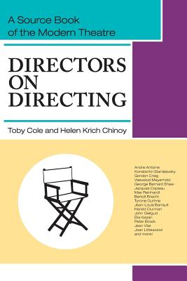 Directors on Directing: A Source Book of the Modern Theatre Cover Image
