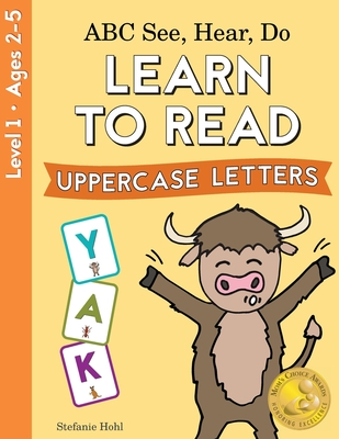 ABC See, Hear, Do: Learn to Read 55 Words Cover Image