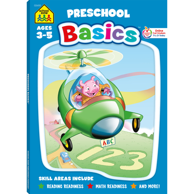 Preschool Basics Cover Image