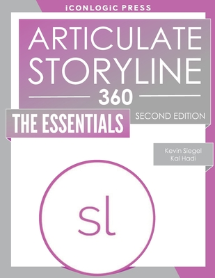 Articulate Storyline 360: The Essentials Cover Image