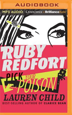 Ruby Redfort Pick Your Poison Cover Image