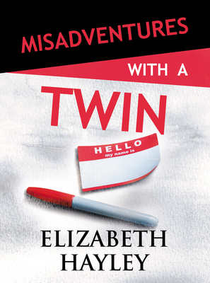Cover for Misadventures with a Twin