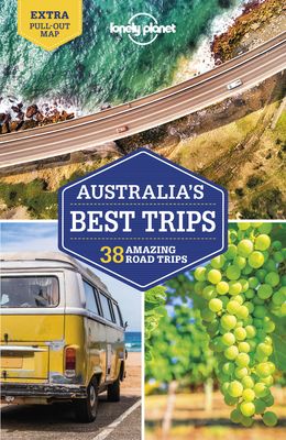 Lonely Planet Australia's Best Trips (Travel Guide) Cover Image