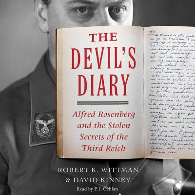 Devil's Diary Lib/E: Alfred Rosenberg and the Stolen Secrets of the Third Reich Cover Image