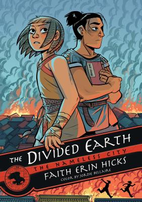 The Nameless City: The Divided Earth Cover Image