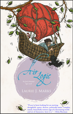 Air Logic (Elemental Logic #4) Cover Image