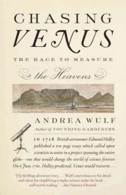 Chasing Venus: The Race to Measure the Heavens Cover Image