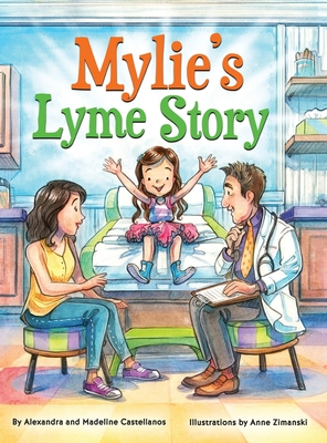 Mylie's Lyme Story Cover Image