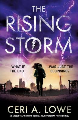 The Rising Storm: An Absolutely Gripping Young Adult Dystopian Fiction Novel (Paradigm #1) Cover Image