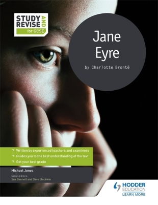 Study and Revise for GCSE: Jane Eyre Cover Image