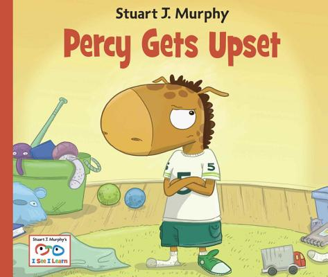 Percy Gets Upset Cover