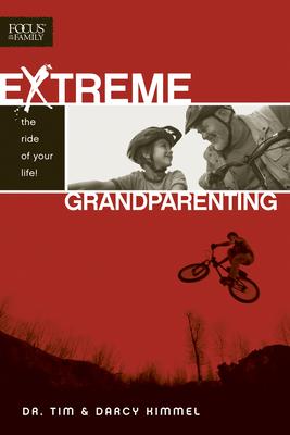 Extreme Grandparenting Cover