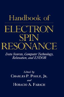 Handbook of Electron Spin Resonance: Volume 2 Cover Image