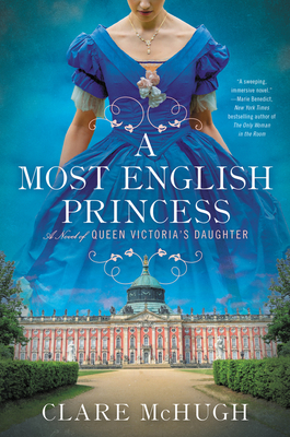 Cover for A Most English Princess