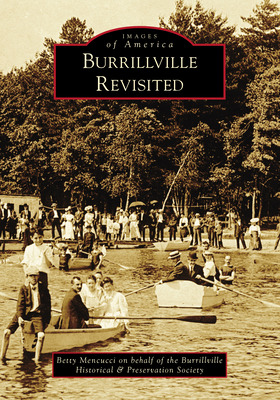 Burrillville Revisited (Images of America) Cover Image