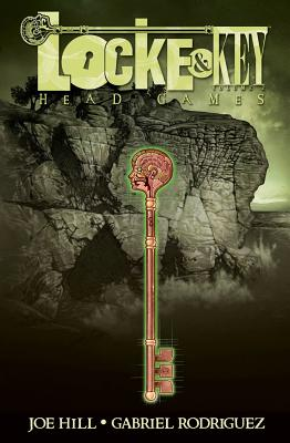 Locke & Key, Vol. 2: Head Games cover image