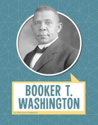 Booker T. Washington (Biographies) Cover Image