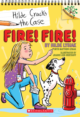 Cover for Fire! Fire!