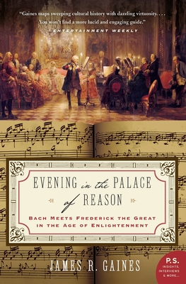 Evening in the Palace of Reason Cover